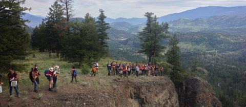 Help UBC earth sciences students learn skills at a revitalized Field School
