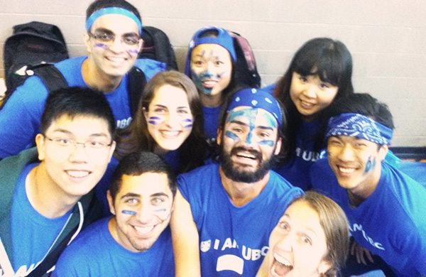 UBC Science Orientation Leaders