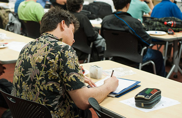 UBC Winter Session Term 1 Final Exams