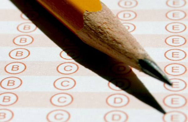 UBC midterm examinations scantron form